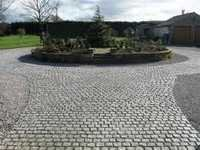 Granite Cobble Drive way