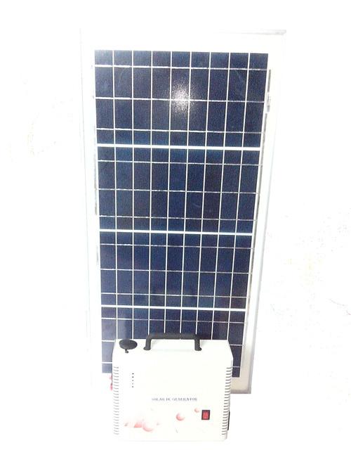 Solar Mini Dc Home Light System