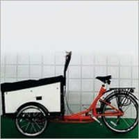 Ice Cream Vendor Tricycle