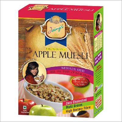 Pure Apple Muesli