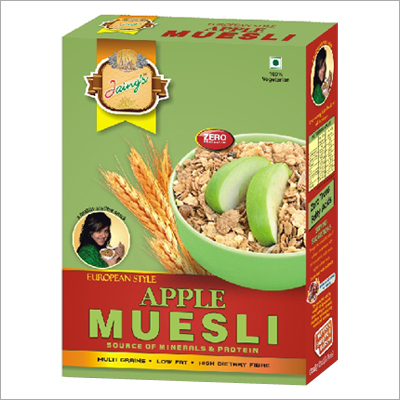 Natural Apple Muesli