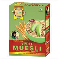 Natural Apple Muesli
