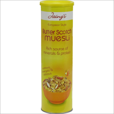 Butterscotch Muesli