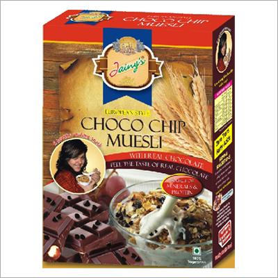 Choc Chip Muesli