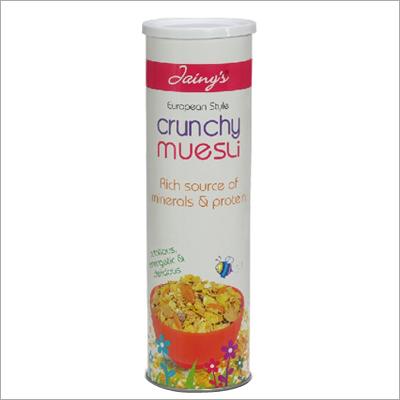 Delicious Crunchy Muesli
