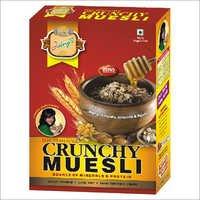 Crunchy Toasted Muesli