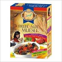 Fruit Nut Muesli