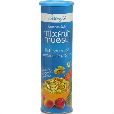 Mixed Fruit Muesli