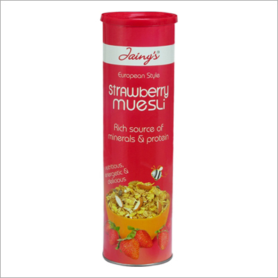 Strawberry Muesli