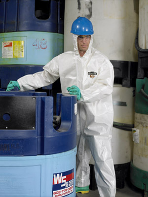 Suit for uses Chemical