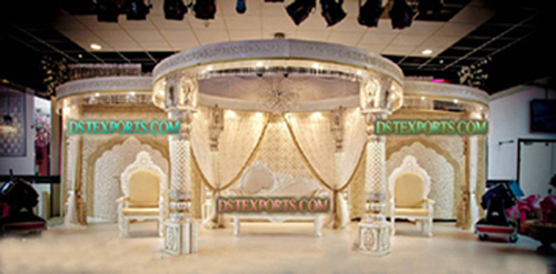 Royal Wedding Mandap Decor