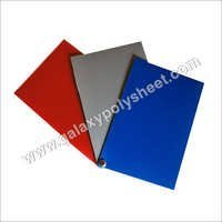 Stationery Plastic Sheets