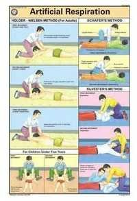 Artificial Respiration Charts