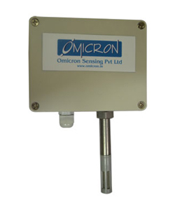 RH3 : Wall Mount Humidity Temperature Transmitter