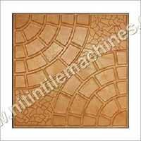 Flooring Chequered Tiles Moulds