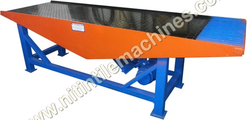 Vibrator Table Machine