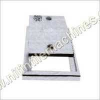 Rectangular Manhole Cover Mold
