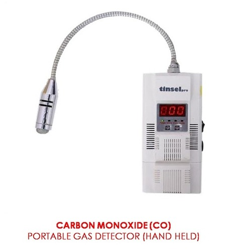Portable Carbon Monoxide Gas Detector (Hand-Held)