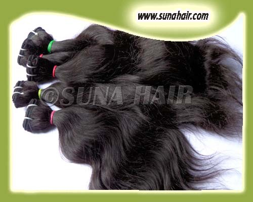 Mangolian body wave charming smooth remy hair