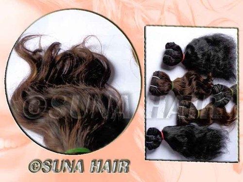 100% elegant Brazilian Curly Wholesale Human Hair