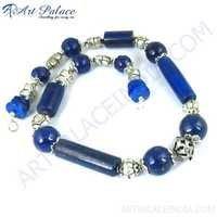 Lapiz Luzali German Silver Necklace Jewelry