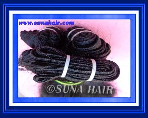 elegant natural cheapest wave remy human hair extension