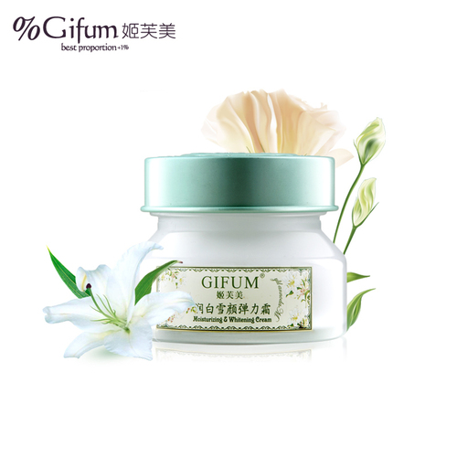 Whitening & moisturizing cream 50g-Face Cosmetic