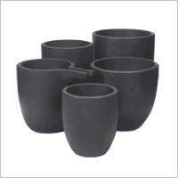 Lab Ceramic Crucible