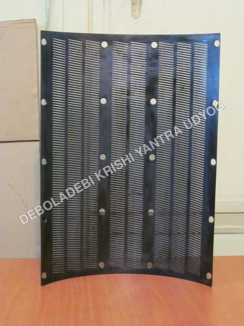 2.5 TON WHITENER SCREEN