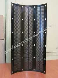 2 Ton Whitener Screen