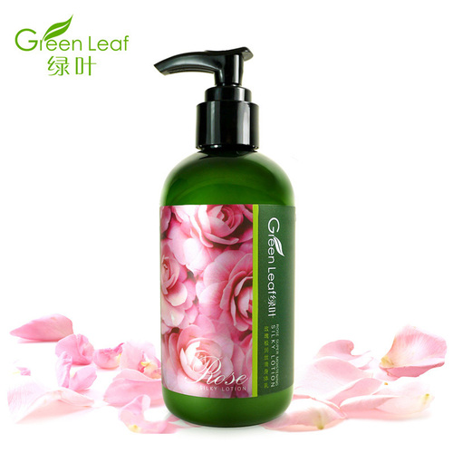 Rose Silky Moisturizing Body Lotion-Body Cosmetic