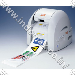 Adhesive Label Printer