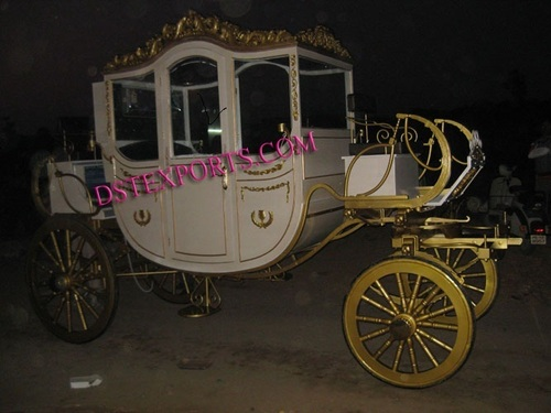 Wedding Box Type Ac Carriage