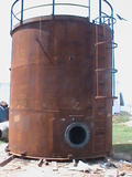 MS Rubber Lining Tank