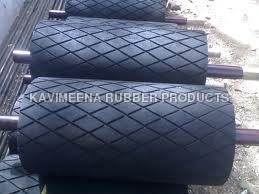 Pulley Rubber Lagging