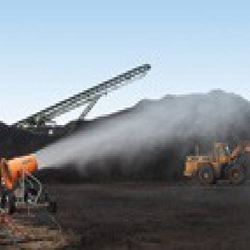Portable Dust Suppression System