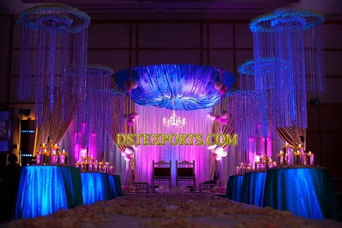 Latest Wedding Crystal Decorations