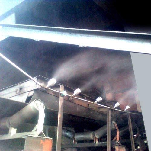 Coal Handling Dust Suppression System