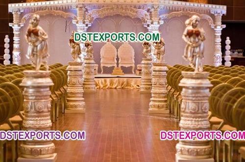 Indian Devdas Mandap Set