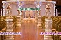 Indian Devdas Mandap Set