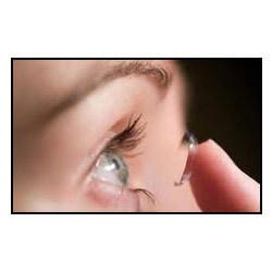 Bandage Contact Lenses