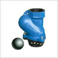 Threaded Ball Foot Valves