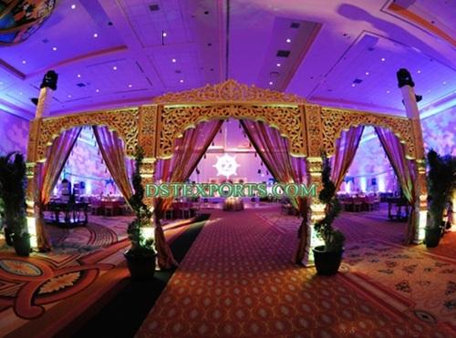Wedding Venue Welcome Gate