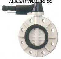 P P Butterfly Valve