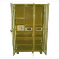 Multi Sectional Ss Cupboard