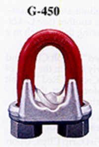 CROSBY Wire Rope Clamp