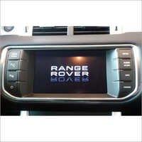Evoque Jaguar Car Video Interface