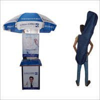 Promotional Cross Table Tent