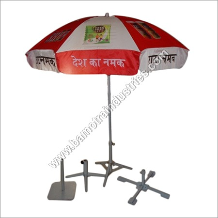 4 Colour Promotional Umbrella