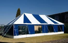 Tents Tarpaulins